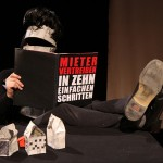 """""""sitzen bleiben"""" - Imun (A) (Foto: Georg Schütz)"""