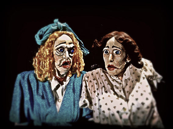 """Was geschah mit Baby Jane?"" - Schubert Theater (A)"