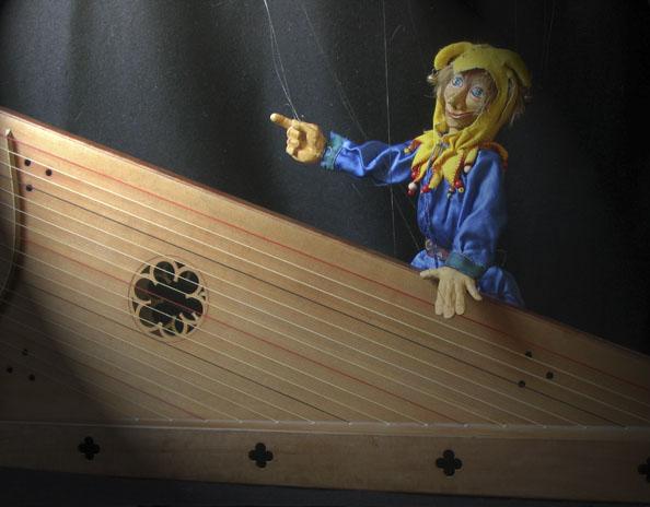 """""""Der Tod und die Minne"""" - Fidlfadn"""