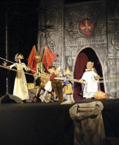 """""""Das Wachtelmäre - Die Taterman von Sankt Stephan"""" - Fidlfadn (A)"""